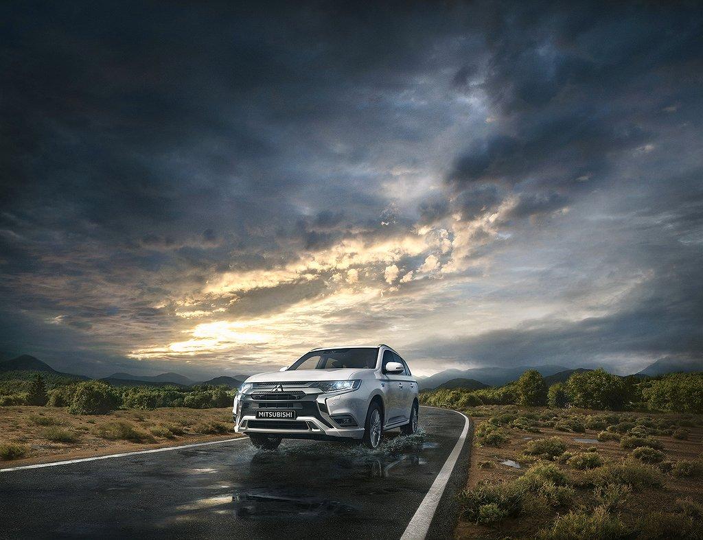 Mitsubishi Outlander PHEV 2.4 4WD Business