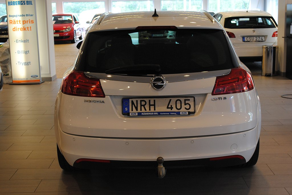 Opel Insignia Business 2.0 CDTi 160hk Aut 4x4