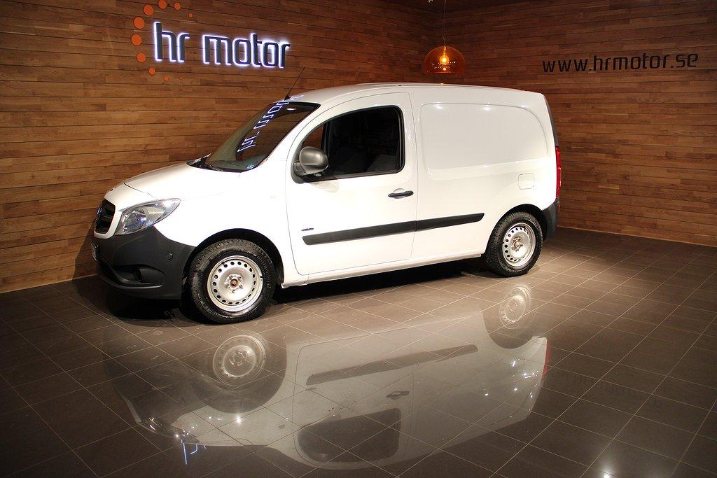 Mercedes-Benz Citan 108 CDI Works Lång skåp m inredning/ Motor-v/ Chip/ 2 års garant