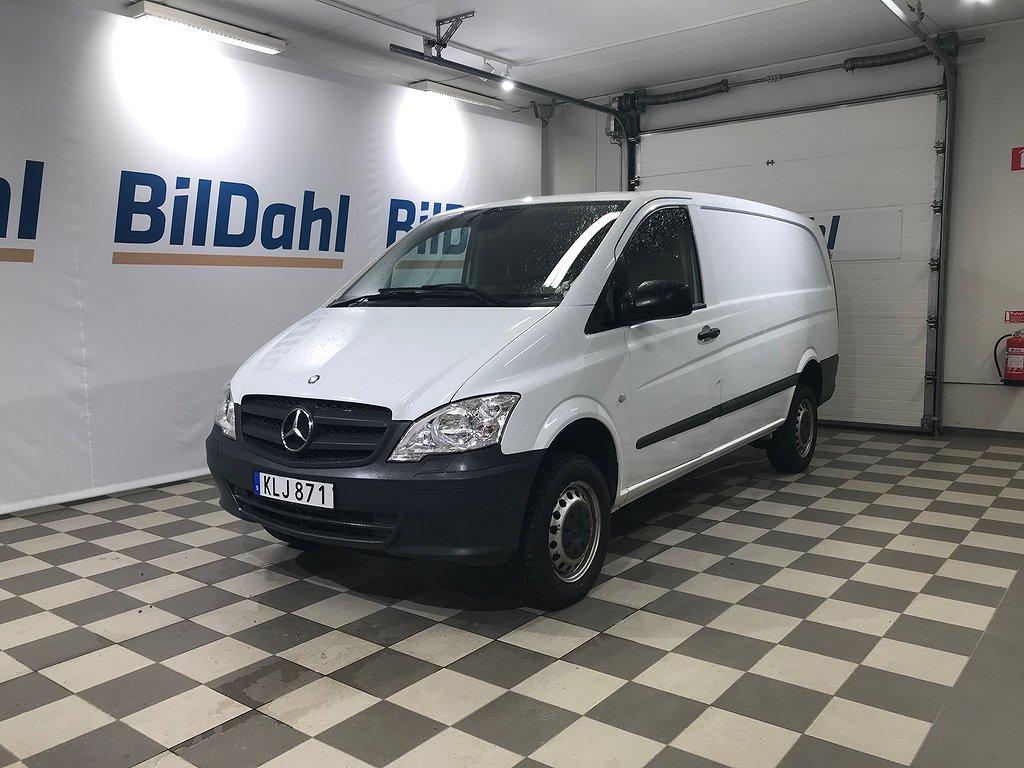Mercedes-Benz Vito 113 CDI 4MATIC, Värmare