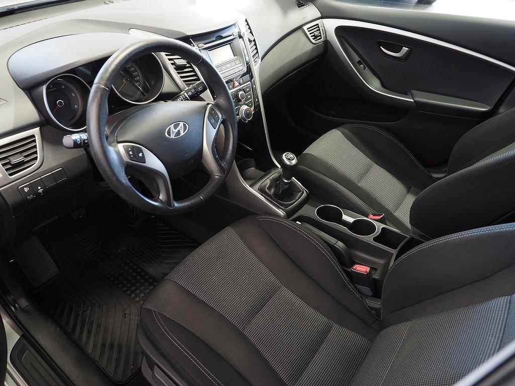 Hyundai i30 5-dörrar 1.6 CRDi 110hk 2013