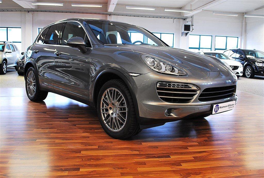 Porsche Cayenne 3.0 245 HK *Drag*Navi*Skinn*