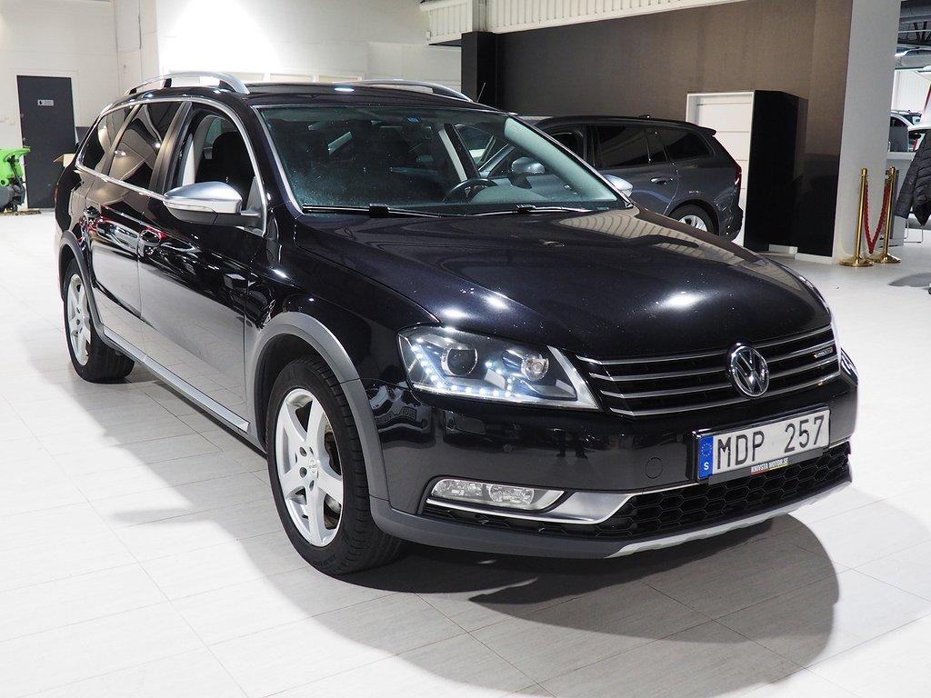 Volkswagen Passat Alltrack 2.0 TDI 4M DSG Drag Dieselv 2012