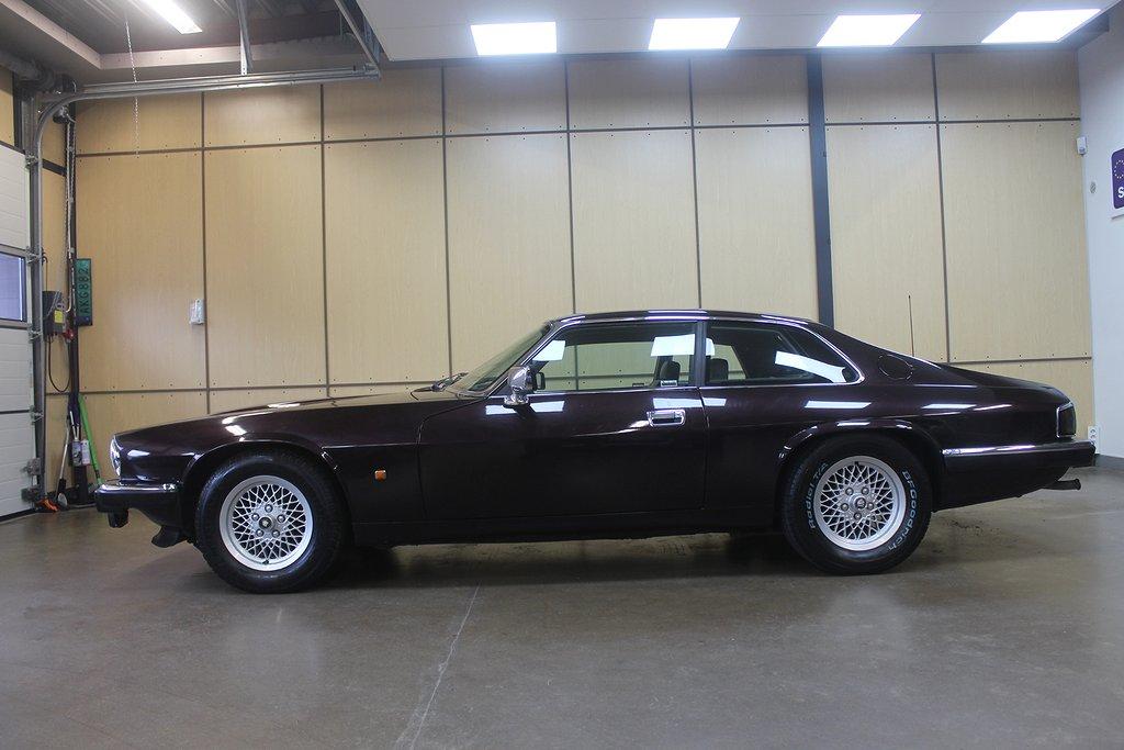 Jaguar XJS 4.0 Automat 221hk NY BESIKTIGAD