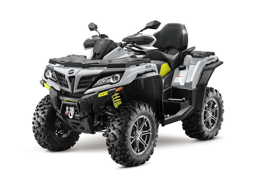 CF Moto ATV CFORCE 1000 EFI EPS V-TWIN SVART TRAKTOR B