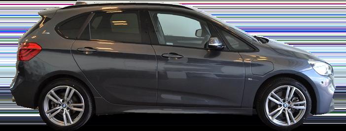Modellbild av en BMW 225xe