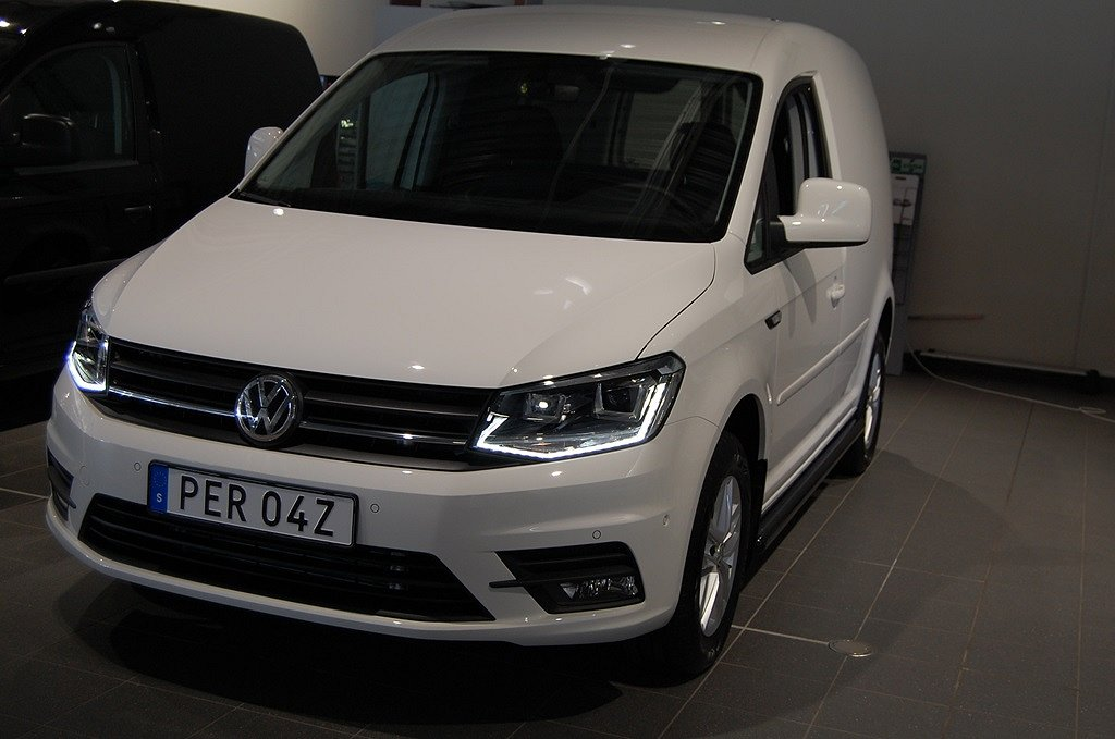 Volkswagen Caddy Skåp 2.0 TDI 75HK 5-VXL MA
