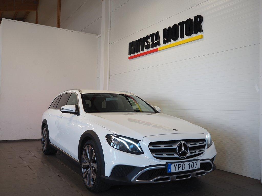 Mercedes-Benz E 220 All-T d 4MATIC Aut 194hk | D-värm | Drag 2018