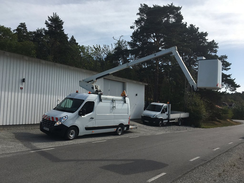 Renault Master Skylift / 11 meter