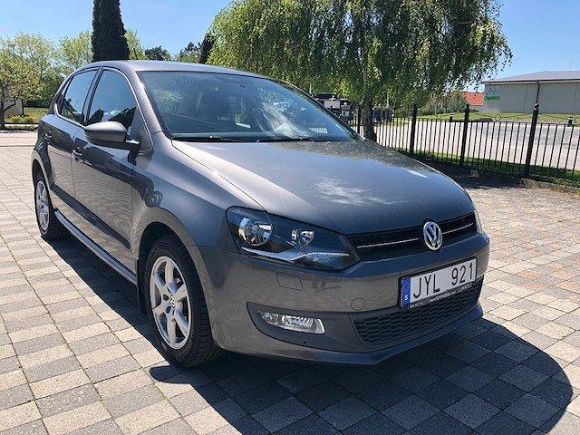 Volkswagen Polo 1.4 85HK Masters 5d