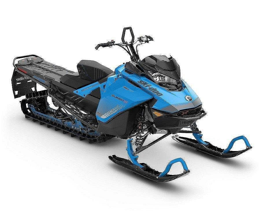 "Ski-doo Summit X 154"" 850 E-TEC SHOT -19"