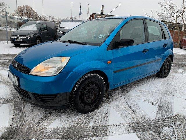 Ford Fiesta 5-dörrar 1.4 80hk