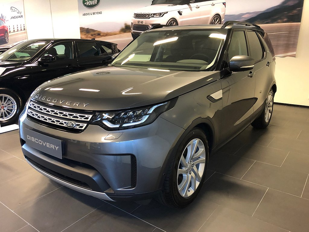 Land Rover Discovery Signature 7 D306 4WD Aut HSE