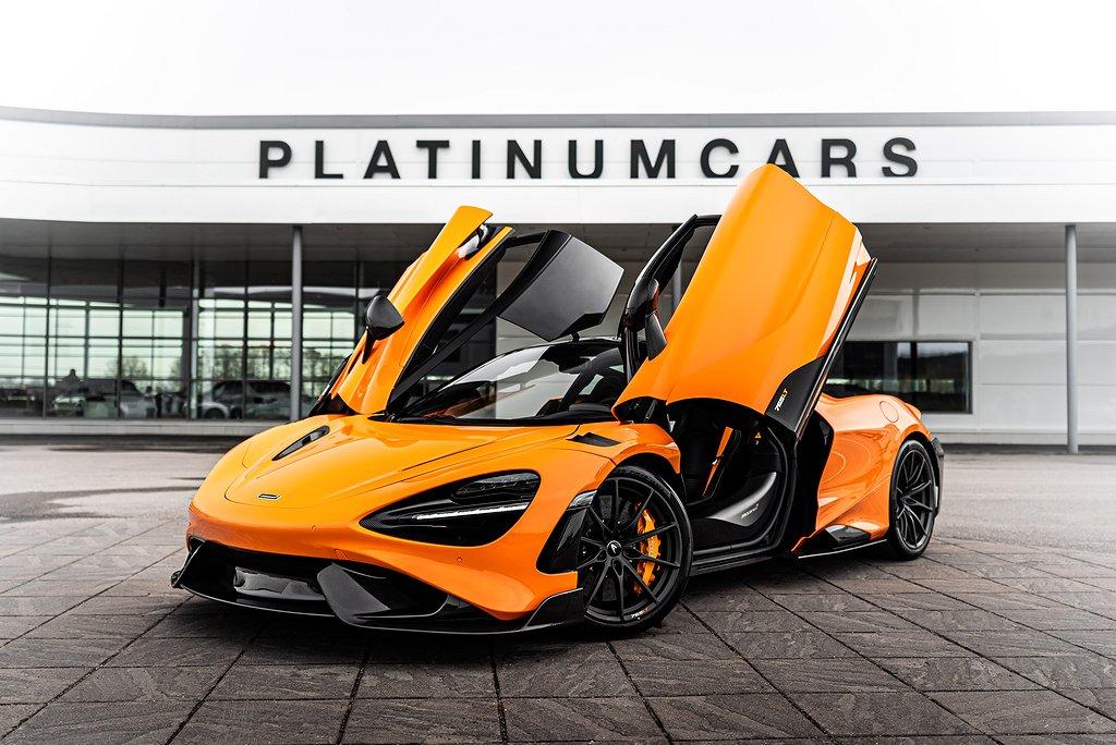McLaren 765LT MSO / MAXAD / LEASEBAR / NYBIL / 2021