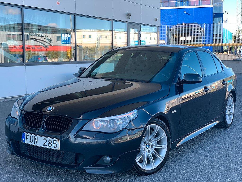 BMW 550 i Sedan Automat LCI M Sport 367HK SVENSKSÅLD