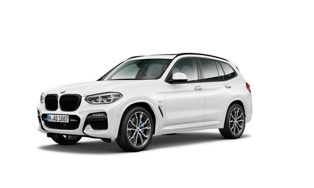 BMW X3 xDrive30i Innovation Ed M Sport Navi Värmare Drag Driving Assist