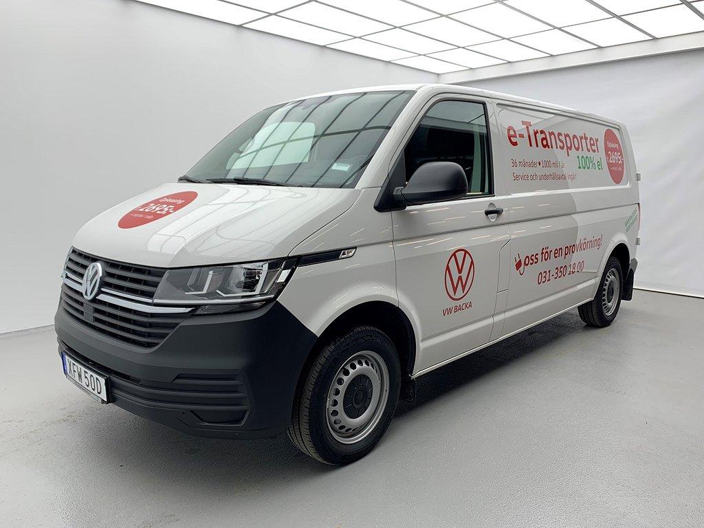 Volkswagen ABT e-Transporter Oplease från 2695kr