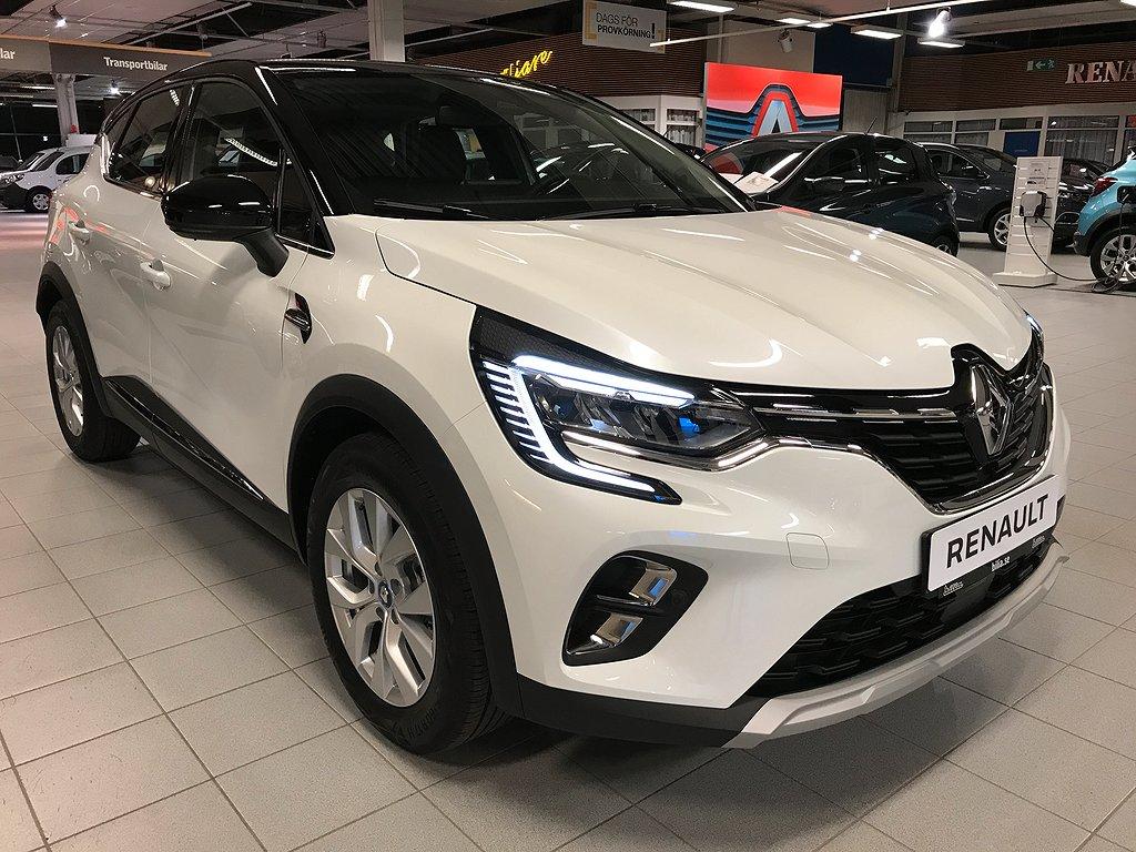 Renault Captur E-TECH Plug-in 160 Intens A