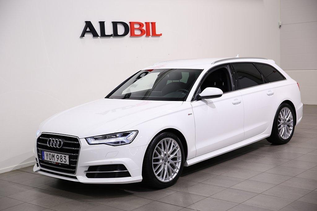 Audi A6 TDI 190hk S-Line plus Nav - 1.99% Ränta