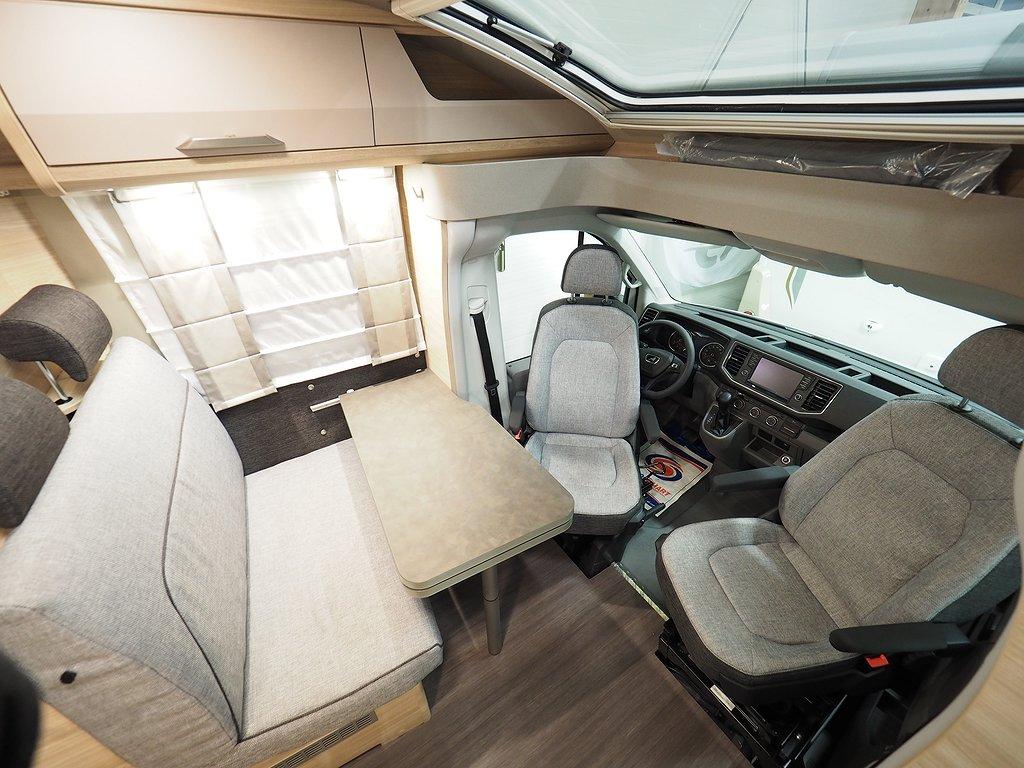 Knaus Van TI Plus 650 MEG Aut 4x4 (MAN) 2021