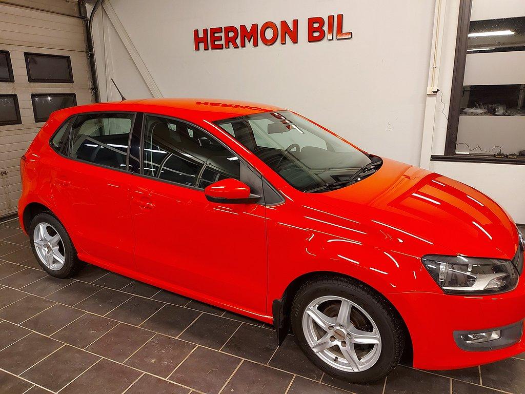 Volkswagen Polo 5-dörrar 1.4 Comfortline 86hk