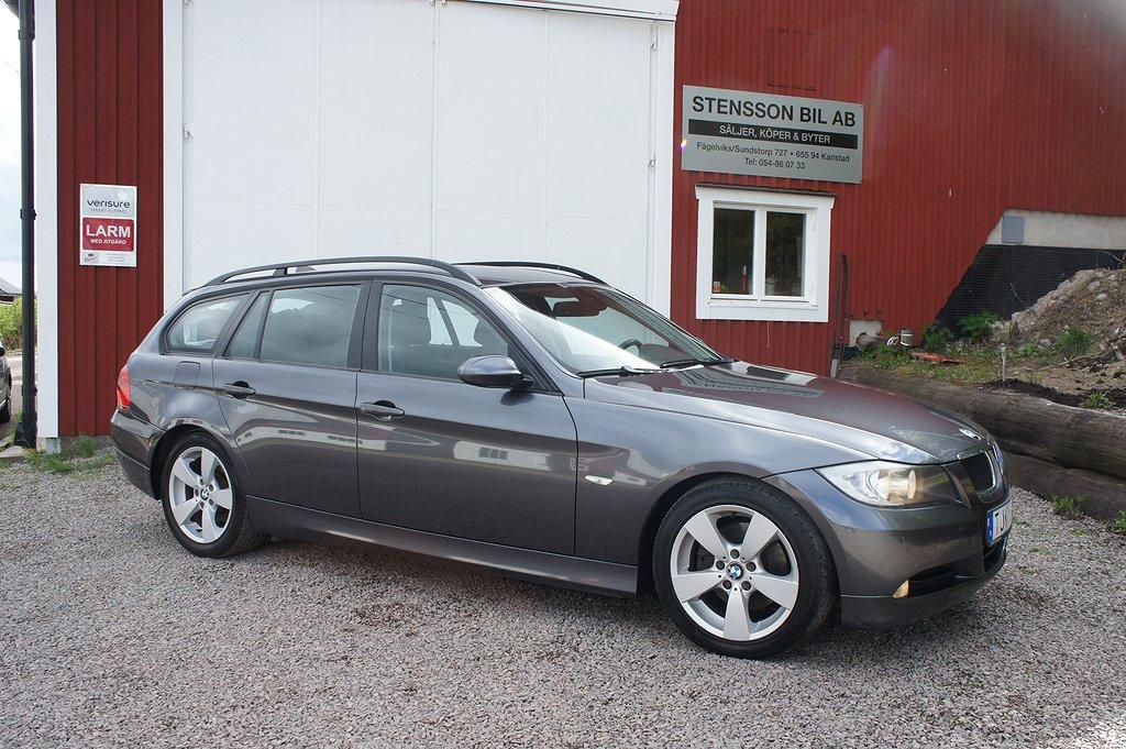 BMW 320 d Touring Advantage, Comfort 177hk