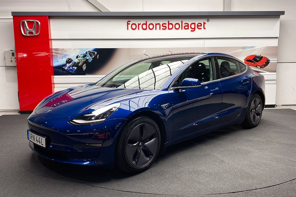 Tesla Model 3 AWD Long Range FSD Leasbar