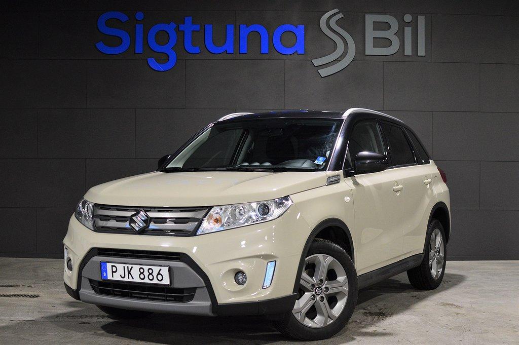Suzuki Vitara 1.6 VVT i-AWD Automat GL Plus Euro 6 120hk