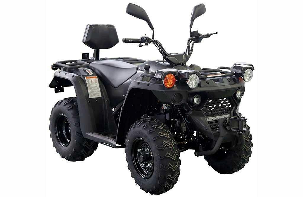 Linhai 150 cc Traktor registrerad  nu 23900 kr