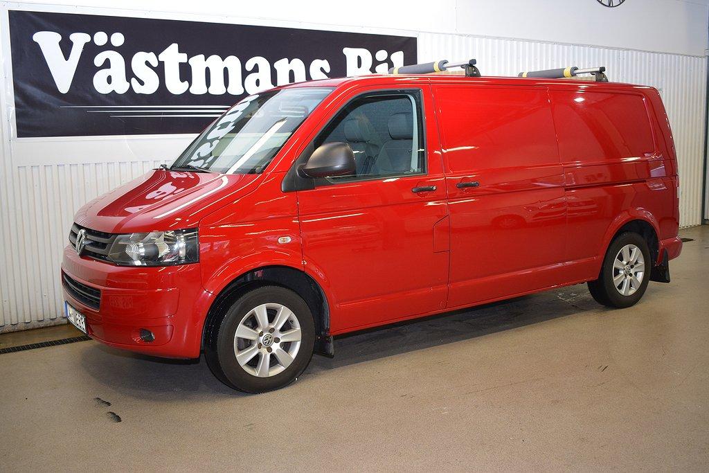 Volkswagen Transporter 2.0TDI 140hk/proline/långa/auto