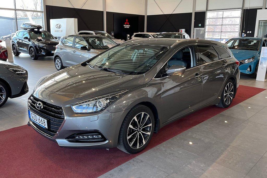 Hyundai i40 1.7 CRDi 141 Hk Comfort Plus Kombi