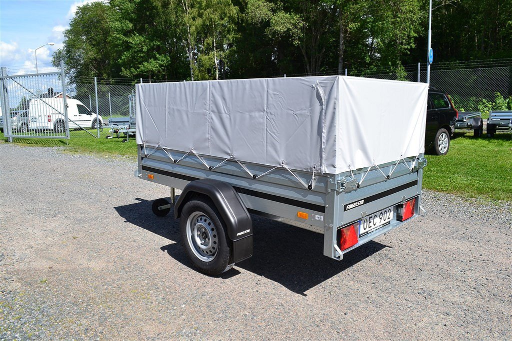 Fogelsta Serie-1000 1205 SU Nätgrind med Kapell
