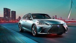 Lexus ES ersätter GS