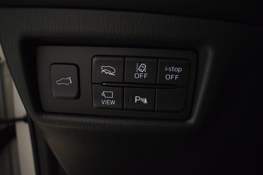 Mazda CX-5 Optimum 2,5 AWD Aut Kampanjränta 1.99% 2020