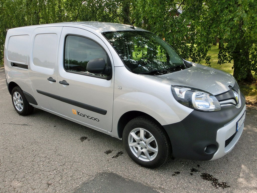 Renault Kangoo Maxi Nordic Line 1,5 dCi 90 hk