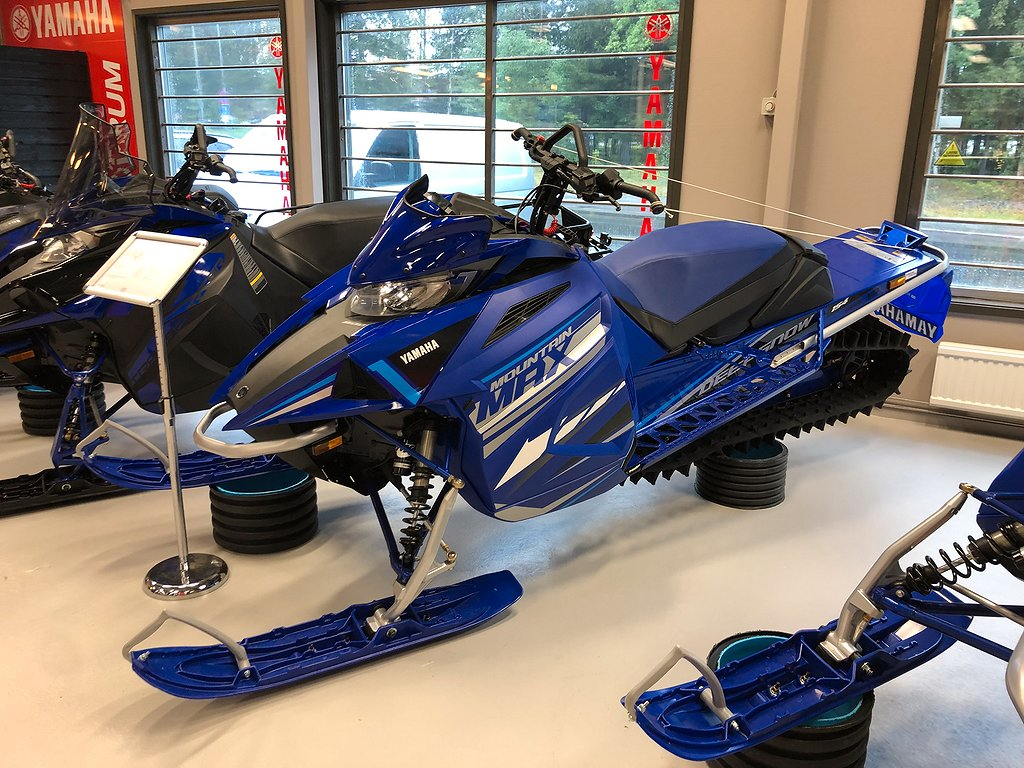 "Yamaha Mountain Max 800 154"""