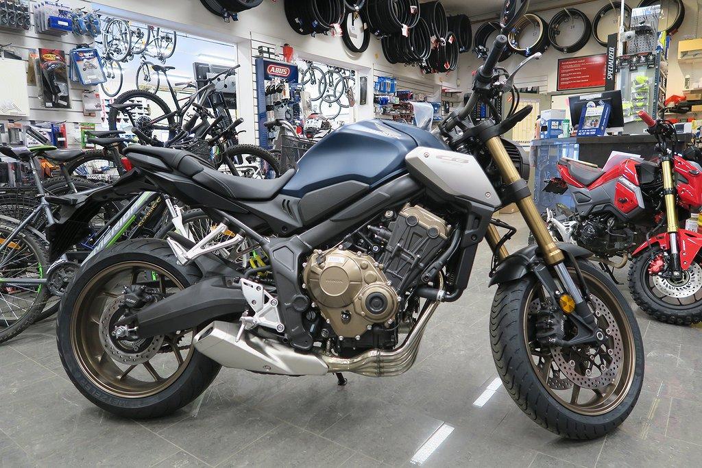 Honda CB650R *Nyhet* -19