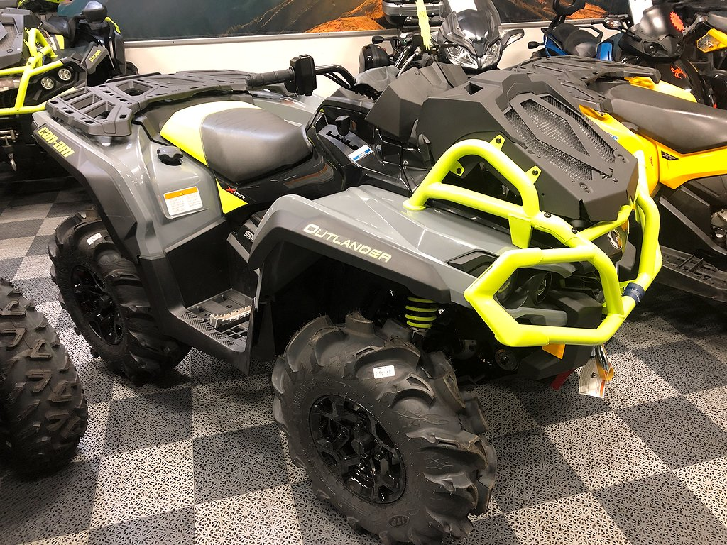 "Can-Am Outlander 650 XMR "" Höst Röj """