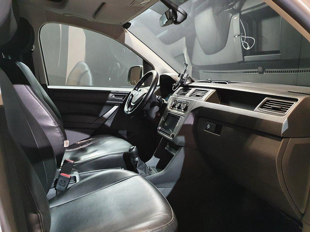 Volkswagen Caddy Maxi 2.0 TDI BlueMotion Euro 6 102hk (150hk)