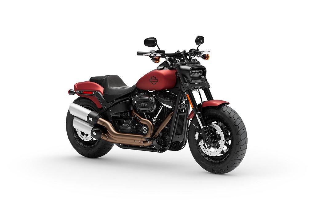Harley-Davidson FXFB