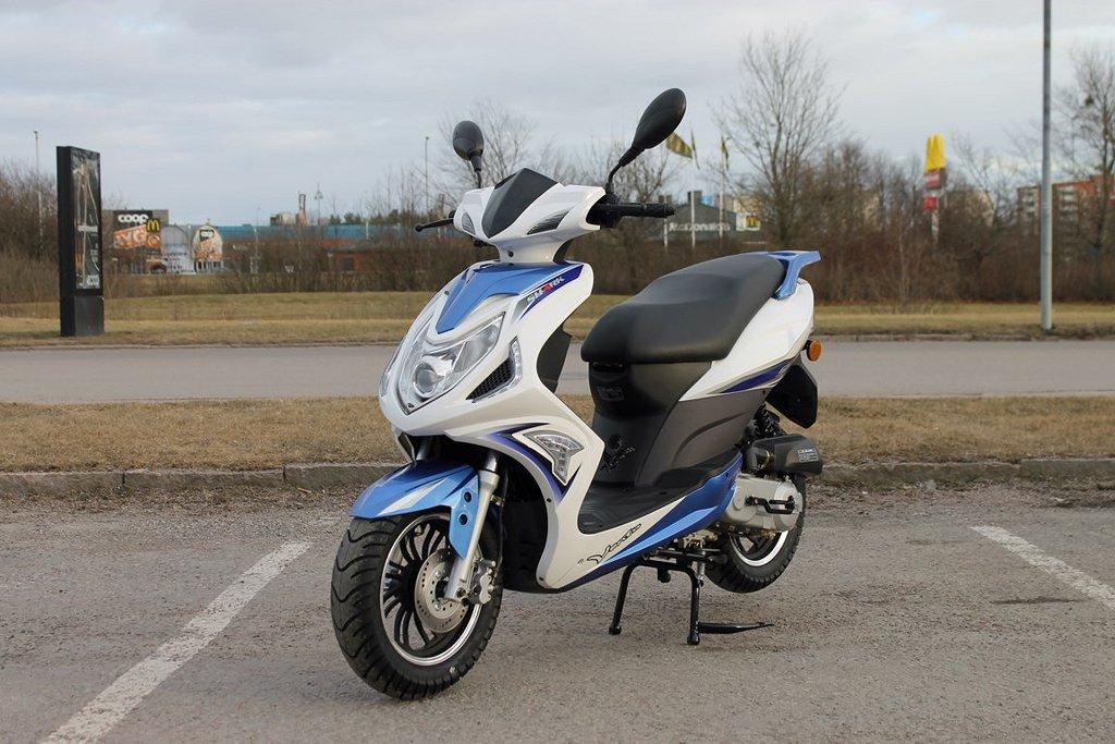 Vento Shark EU-45 moped /Scooter