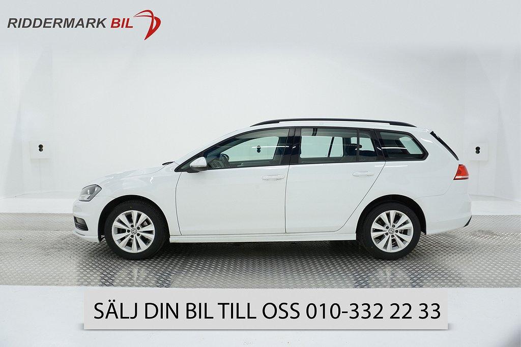 VW Golf VII 1.2 TSI Sportscombi (105hk)