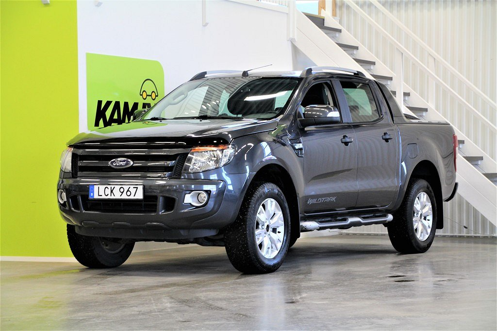 Ford Ranger Double Cab 3.2 TDCi 4x4 Wildtrack