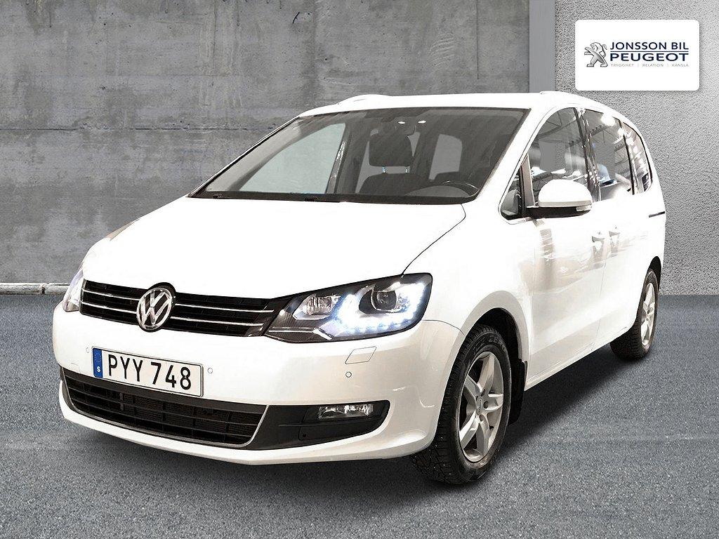 Volkswagen Sharan 2.0 TDI 4Motion Premium 7-sits 150hk