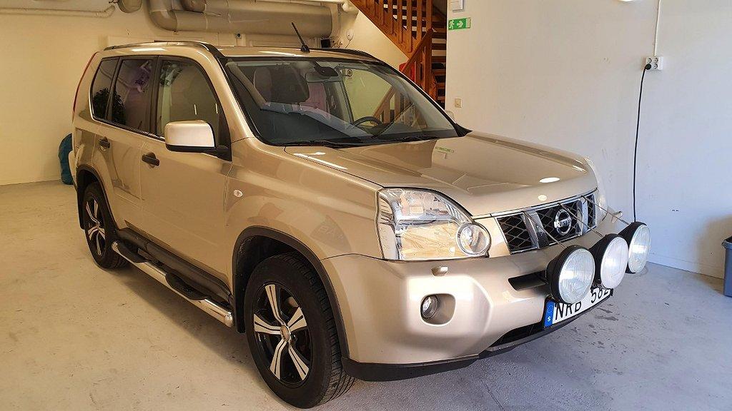 Nissan X-Trail 2.5 4x4 169hk