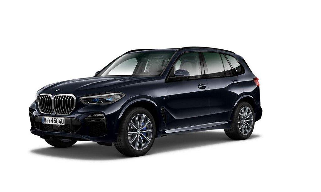 BMW X5 xDrive 40i M-Sport Innovation Travel Winter Drag