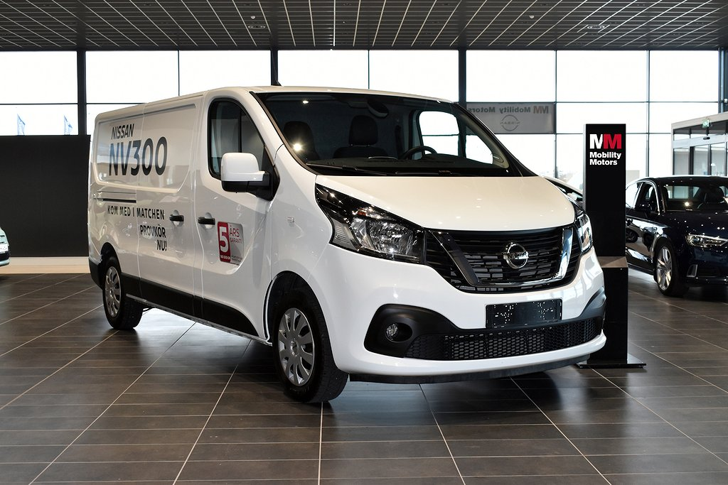 Nissan NV300 2.0 dCi 145 L2H1 Working Star