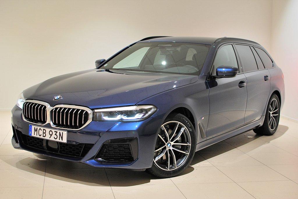 BMW 520 d xDrive, M Sport, Aktiv Farthållare, Drag, Värmare