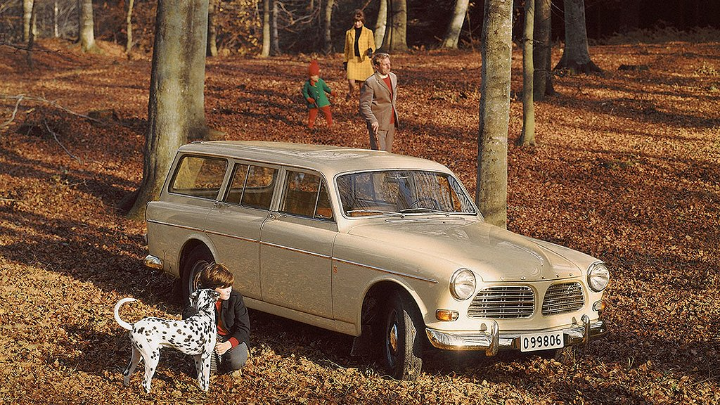 Front, Side. The estate version, the P220, was introduced in 1962 and carried on until 1969. It helped to establish Volvo's reputation as a strong manufacturer of versatile and comfortable estate cars.
