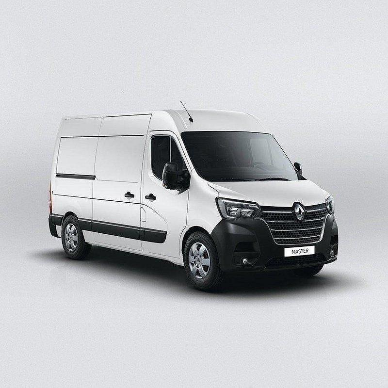Renault Master låg skatt III Skåp phII Nordic 180 L2H2 FWD